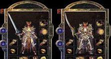 1.76复古传奇发布中魔血神器让道士玩家感受血多的快感