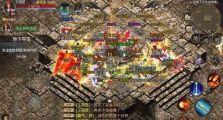 复古传奇1.76合击版中战士职业值得玩家拥有