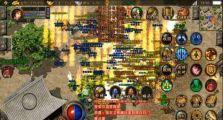 1.76金币传奇的道士PK战士,如何战胜?