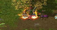 王者火龙传奇里玩家应该将地形优势利用起来