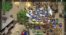 3000ok网通的玩家共襄盛举5PK传奇封测火爆