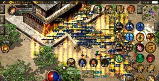 新开传奇sf发布网站的骨灰级玩家分享参拜龙卫的玩法 新开传奇sf发布网站 第1张